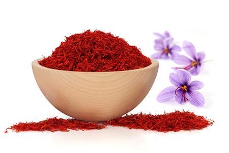 The benefits of saffron :